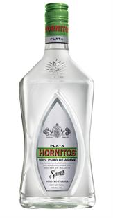 Sauza Tequila Plata Hornitos 750ml